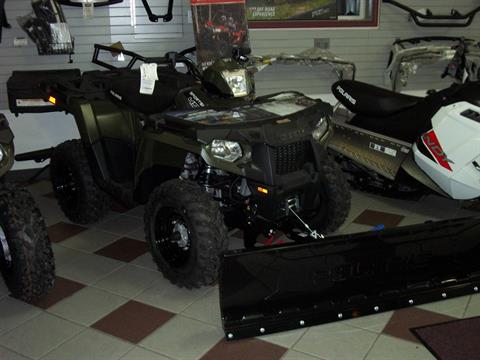 2017 Polaris Sportsman 450 H.O. EPS in Johnstown, Pennsylvania