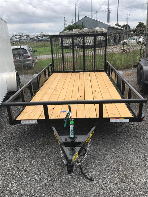 2019 Big Tex Trailers 35SA 6x12 in Leesburg, Alabama
