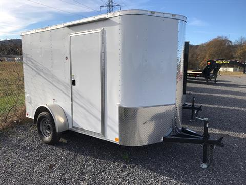 2019 Cargo Craft, Inc. 6'X12' Elite EV6121 in Leesburg, Alabama