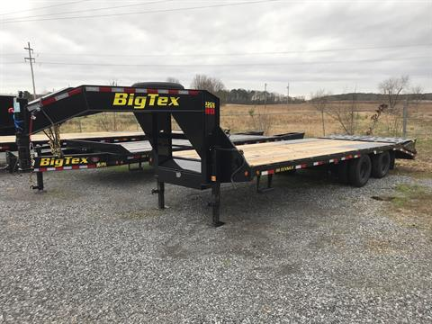 "2019 Big Tex Trailers 22GN 20'+5"" in Leesburg, Alabama"