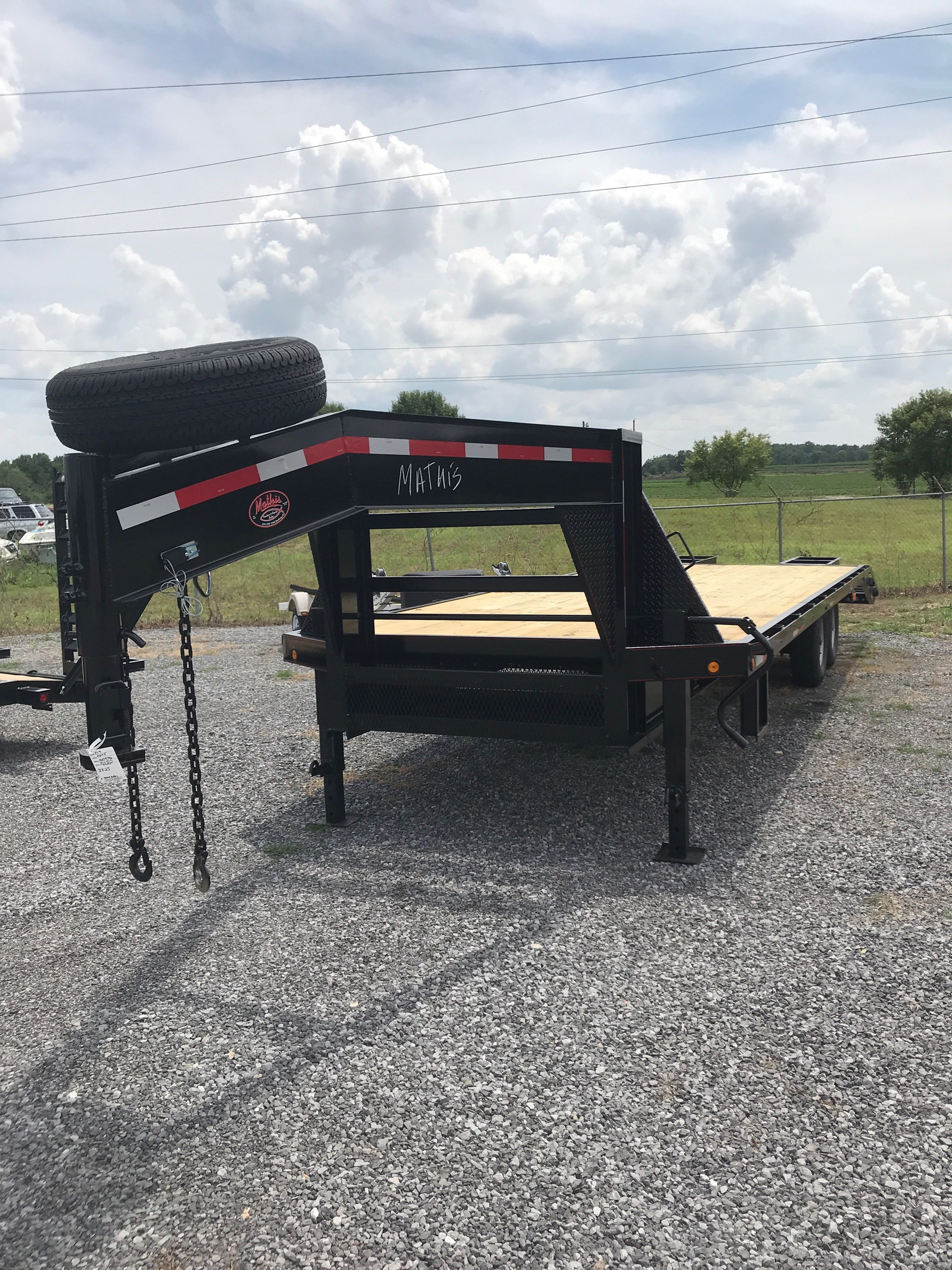 2019 P&T Trailer 20+5 GN in Leesburg, Alabama