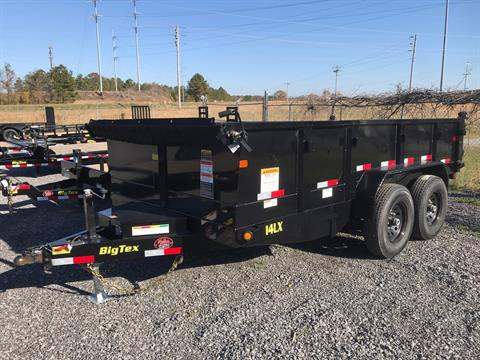 2019 Big Tex Trailers 14LX83X14Dump  in Leesburg, Alabama