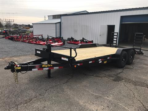 2019 Big Tex Trailers 14ET 83X20DOVEKNEE in Leesburg, Alabama