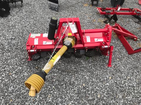 2019 Lowery Manufacturing 4' Tiller in Leesburg, Alabama