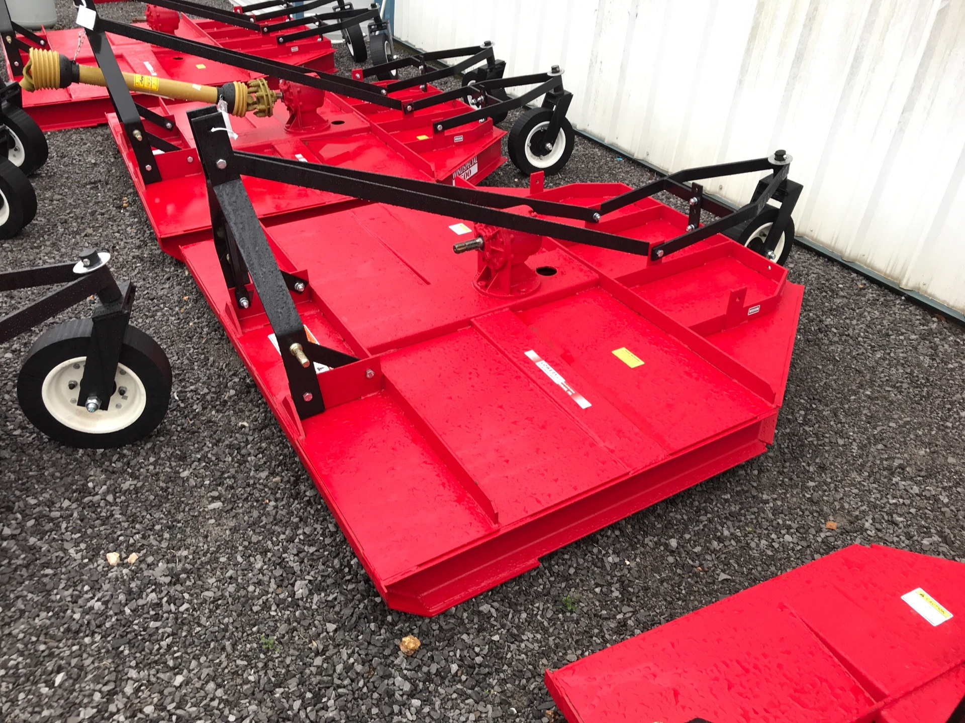2019 Lowery Manufacturing WindSpecial 600 Cutter w/ Clutch in Leesburg, Alabama