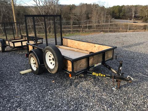 2005 Big Tex Trailers 5x10 w/ Gate in Leesburg, Alabama