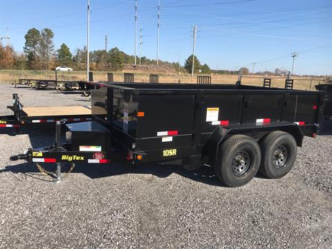 2019 Big Tex Trailers 10SR83X12 Dump in Leesburg, Alabama