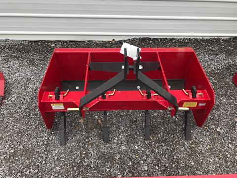 2019 Lowery Manufacturing 4' HD Box Blade in Leesburg, Alabama