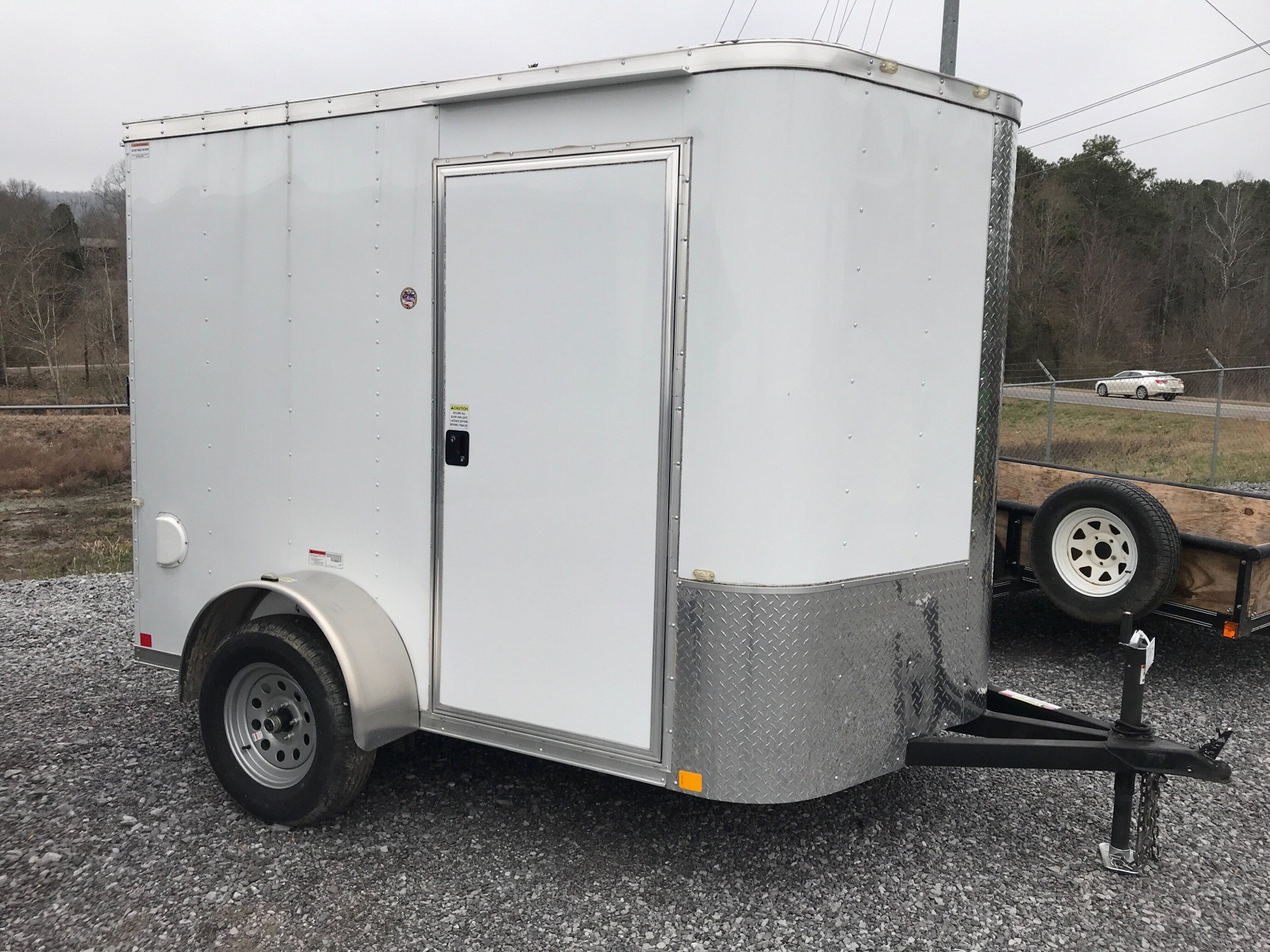 2018 Cargo Craft, Inc. 6x10 Elite Enclosed Trailer in Leesburg, Alabama