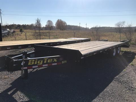 2015 Big Tex Trailers 16PH 20+5 Pintle in Leesburg, Alabama