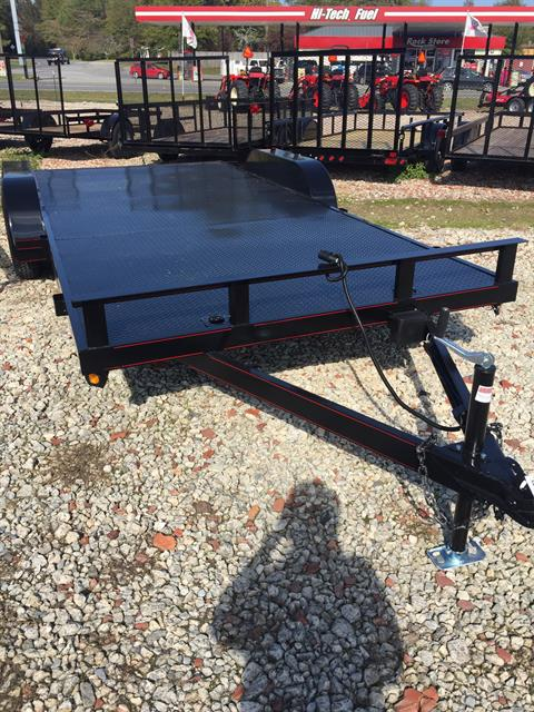 2020 P & T Trailer Sales, Inc. 82x18' Steel Floor Car Hauler,2-3500#Brake Axles in Rome, Georgia