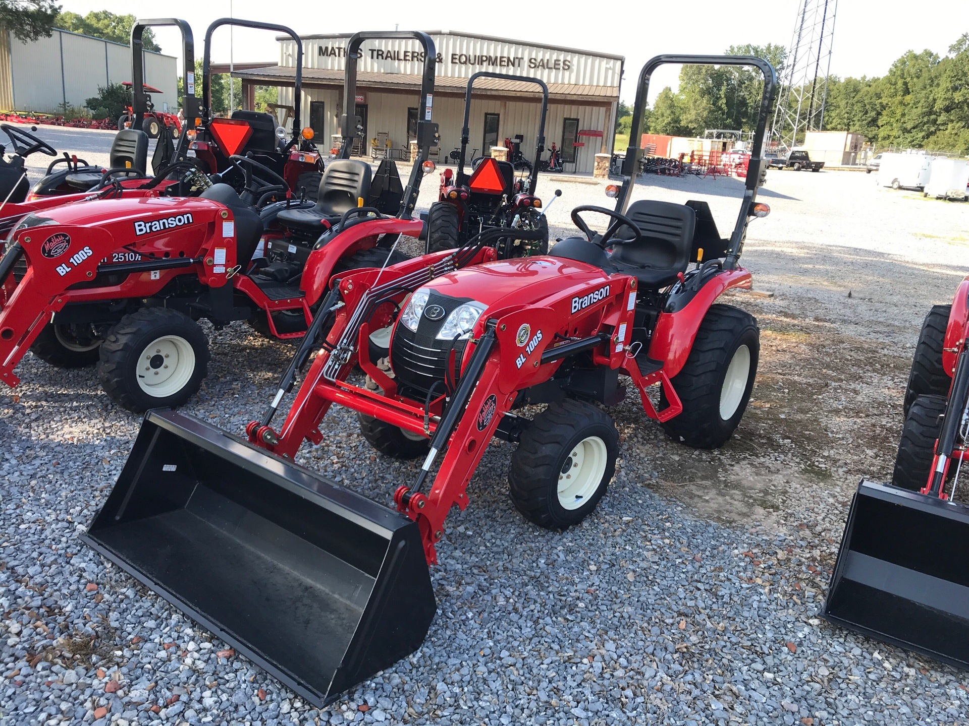 2019 Branson Machinery LLC 2510 in Rome, Georgia