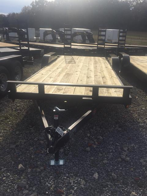 2020 P & T Trailer Sales, Inc. 82x20' 10,000# Equip Trailer in Rome, Georgia