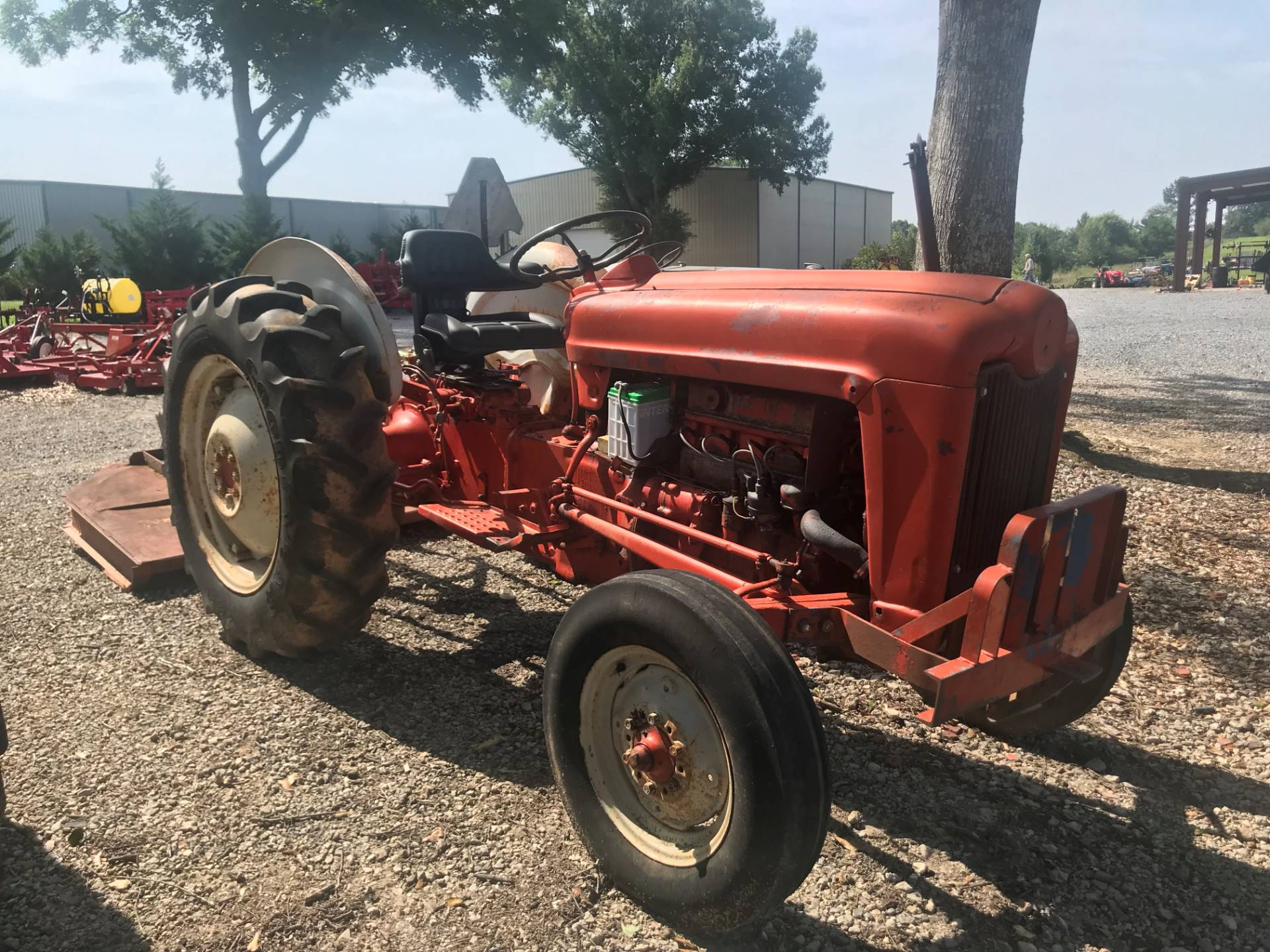 0 Ford Tractor 600 in Rome, Georgia