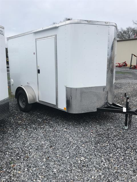 2018 Cargo Craft 6 X 12 Elite Enclosed  in Rome, Georgia