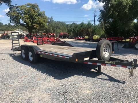 2018 Big Tex Trailers TRAILER 83X20 7K in Rome, Georgia