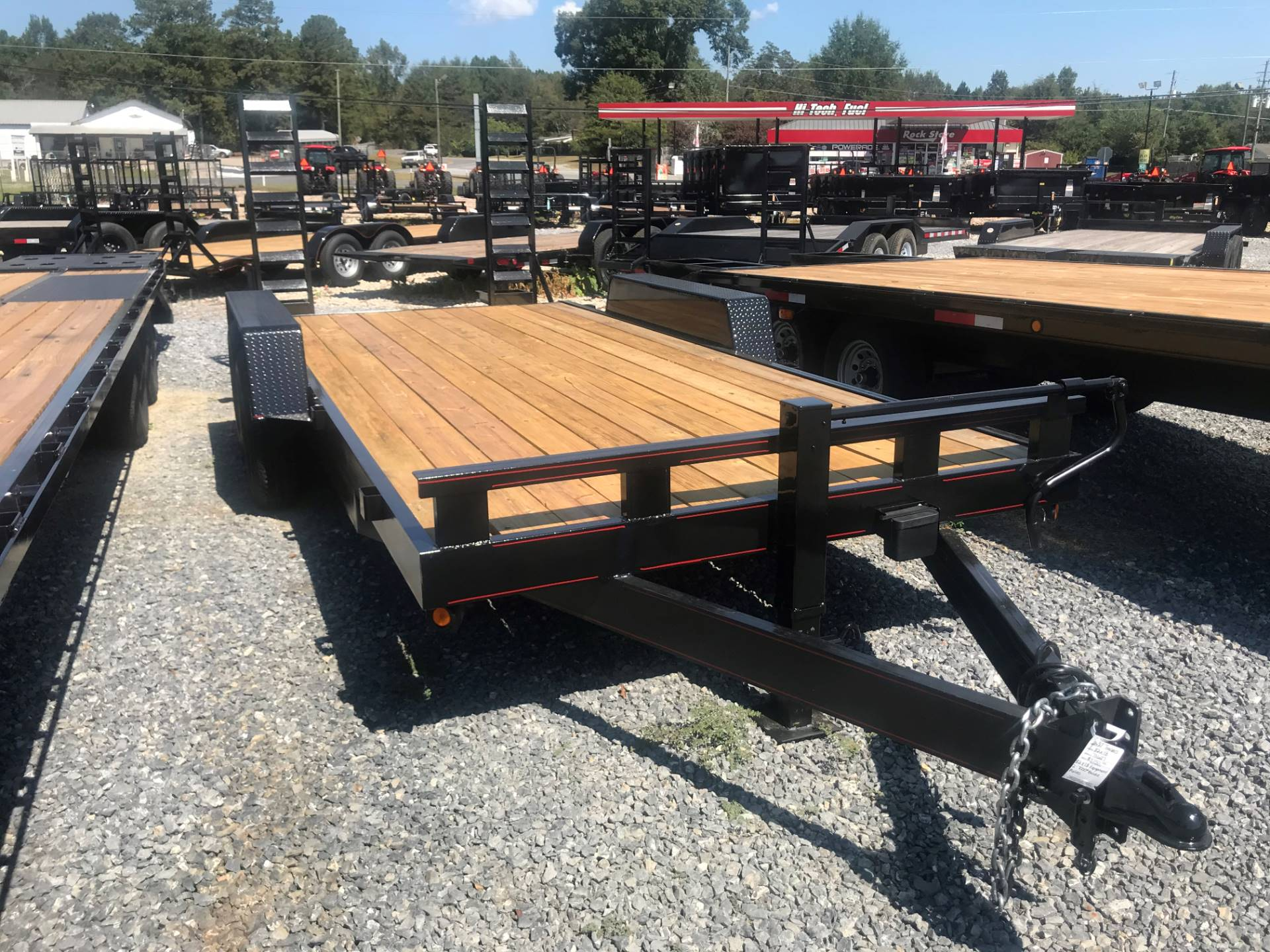 2018 P & T Trailer Sales, Inc. 82X18EQUIP in Rome, Georgia