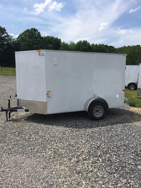 2019 Cargo Craft 6X12 RANGER ENCLOSED TRAILER in Rome, Georgia