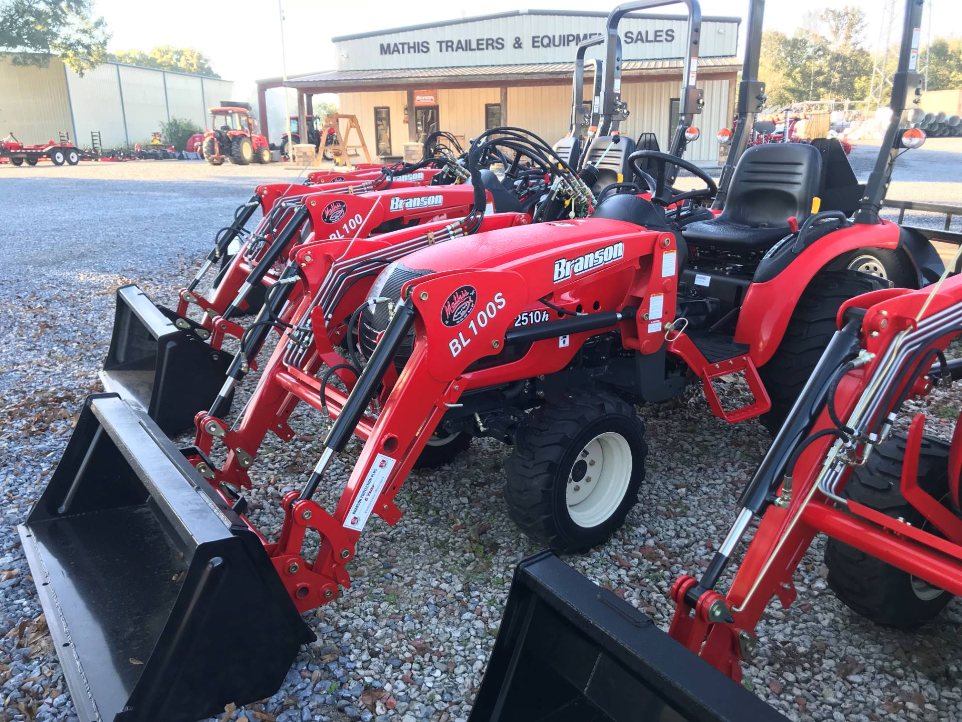 2018 Branson Machinery LLC  Branson 2510H in Rome, Georgia