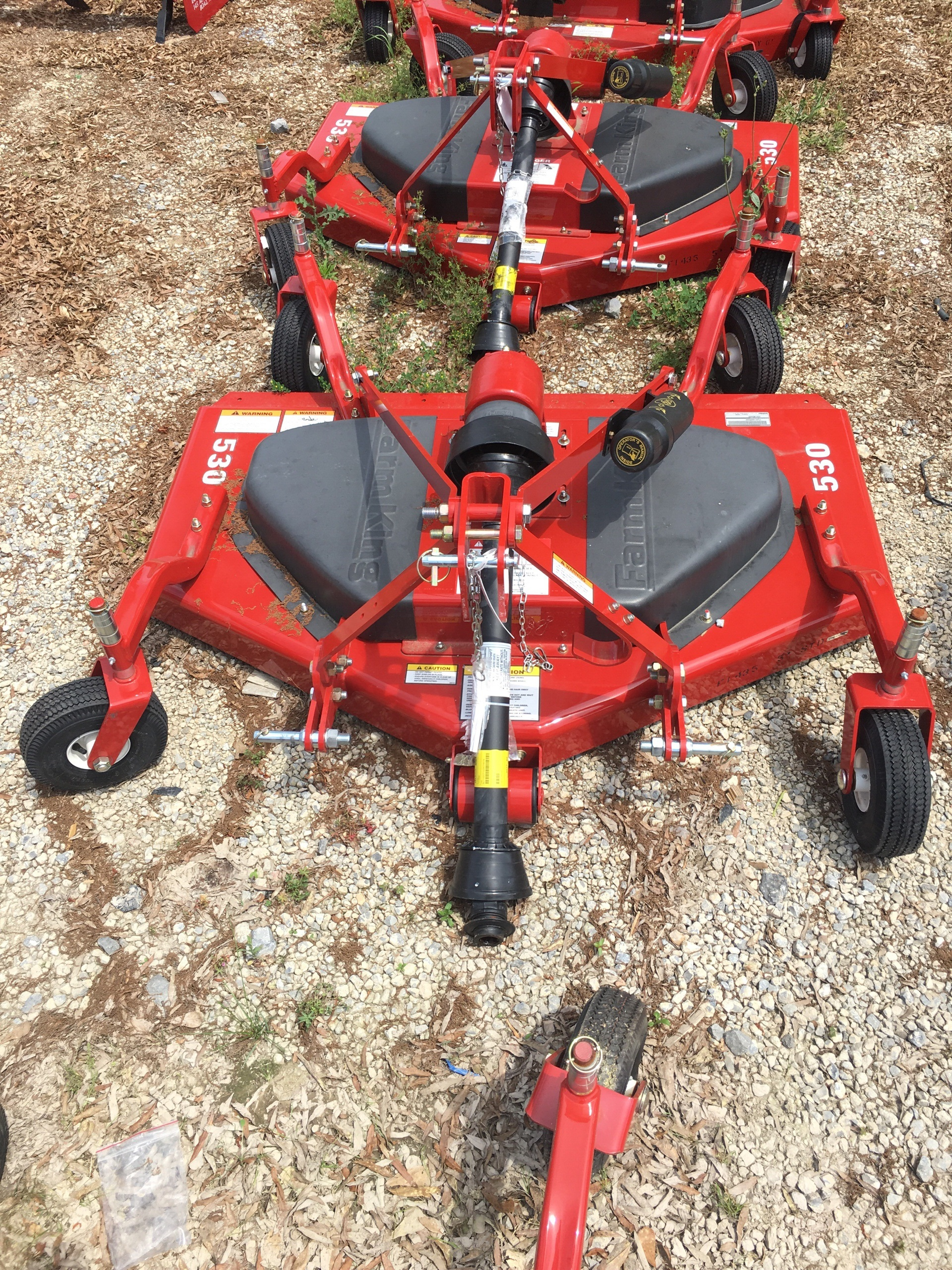 Farm King 5' Finish Mower in Rome, Georgia