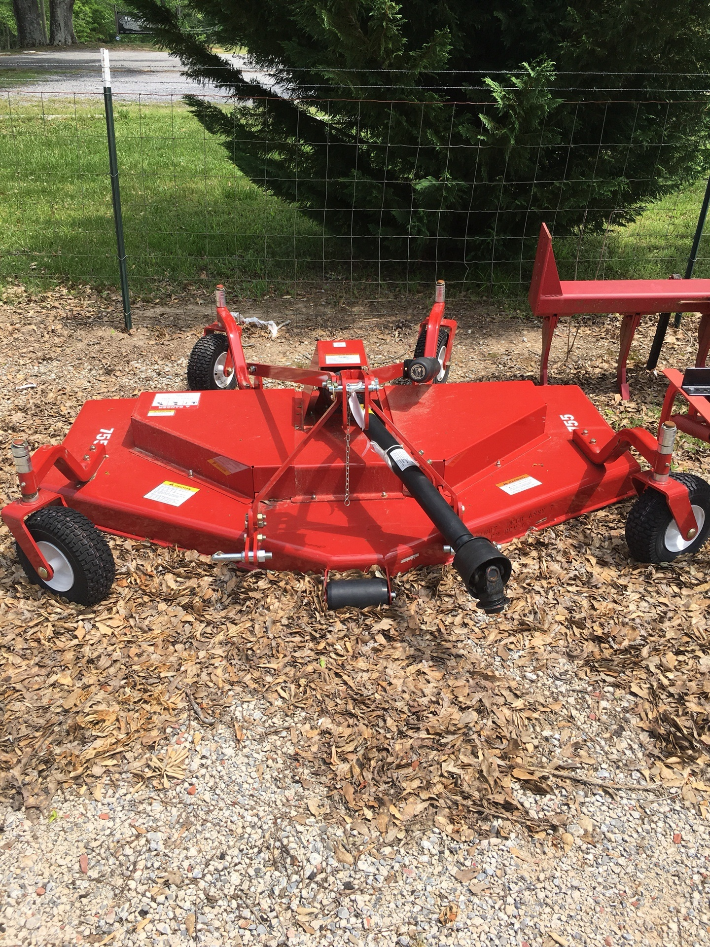 2018 Farm King Finishing Mower Farm King 7 in Rome, Georgia