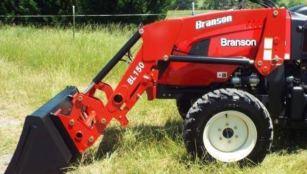 2018 Branson Machinery LLC BL150 Loader in Rome, Georgia