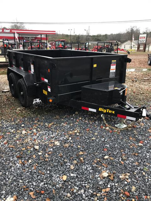 2019 Big Tex Trailers 90SR-10BK7SIR 6X10 DUMP TRAILER  in Rome, Georgia