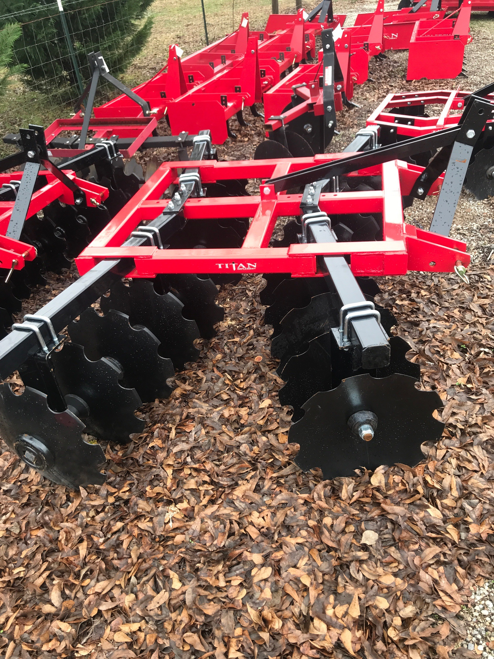 2018 Titan 7420 Harrow in Rome, Georgia