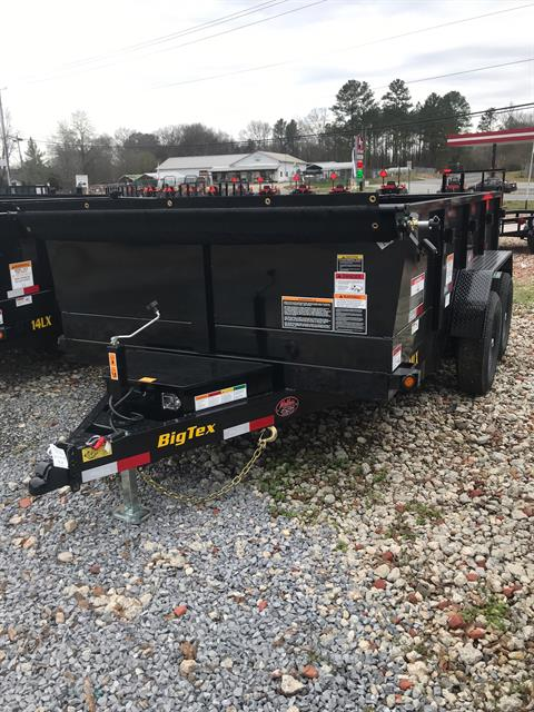 2019 Big Tex Trailers 14LX-12BK7SIRPD 83X12 DUMP in Rome, Georgia