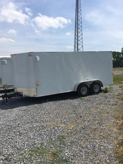 2019 Cargo Craft 7X18 ENCLOSED RANGER V in Rome, Georgia