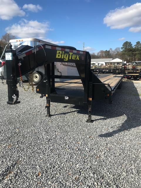 2019 Big Tex Trailers 22GN-40 in Rome, Georgia