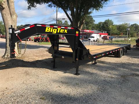 2020 Big Tex Trailers 22GN-25BK+5MR in Rome, Georgia