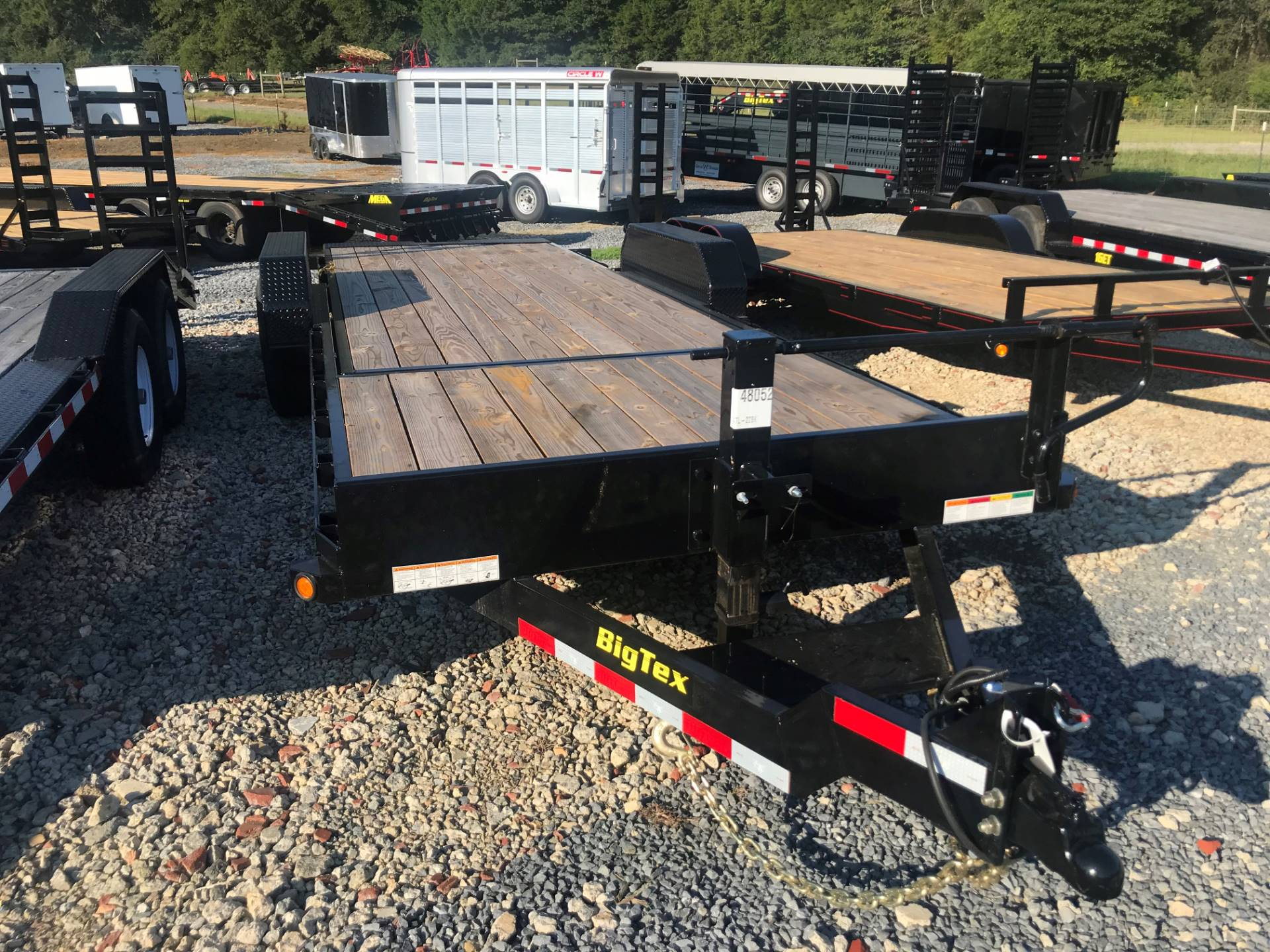 2018 Big Tex Trailers 22' Equipment Trailer in Rome, Georgia