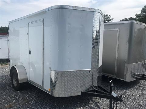2018 Cargo Craft TRAILER 6X12 ENC ELITE in Rome, Georgia