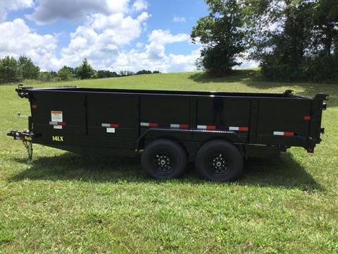 2018 Big Tex Trailers TRAILER 83x16 DUMP TAND in Rome, Georgia