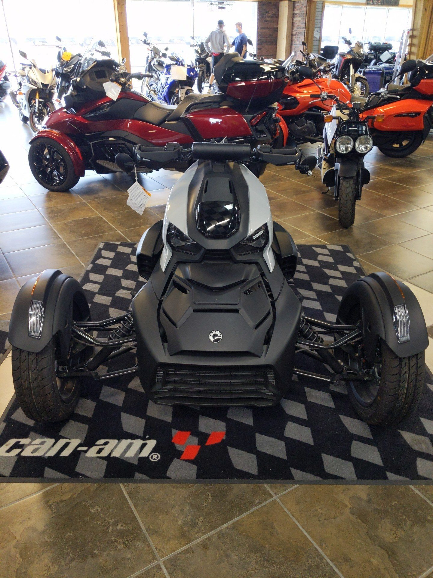 2020 Can-Am Ryker 900 ACE in Panama City, Florida - Photo 2