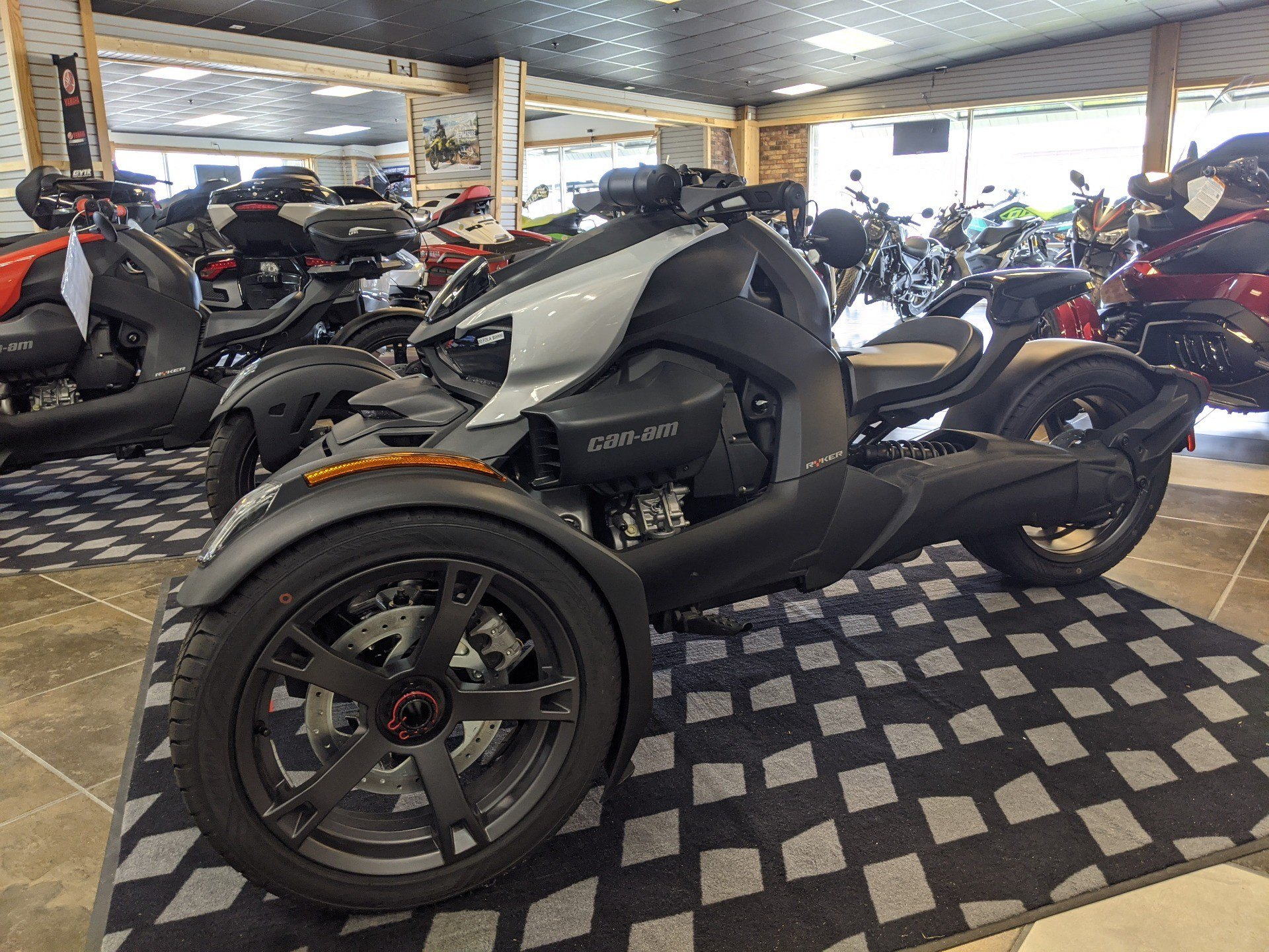 2020 Can-Am Ryker 900 ACE in Panama City, Florida - Photo 3