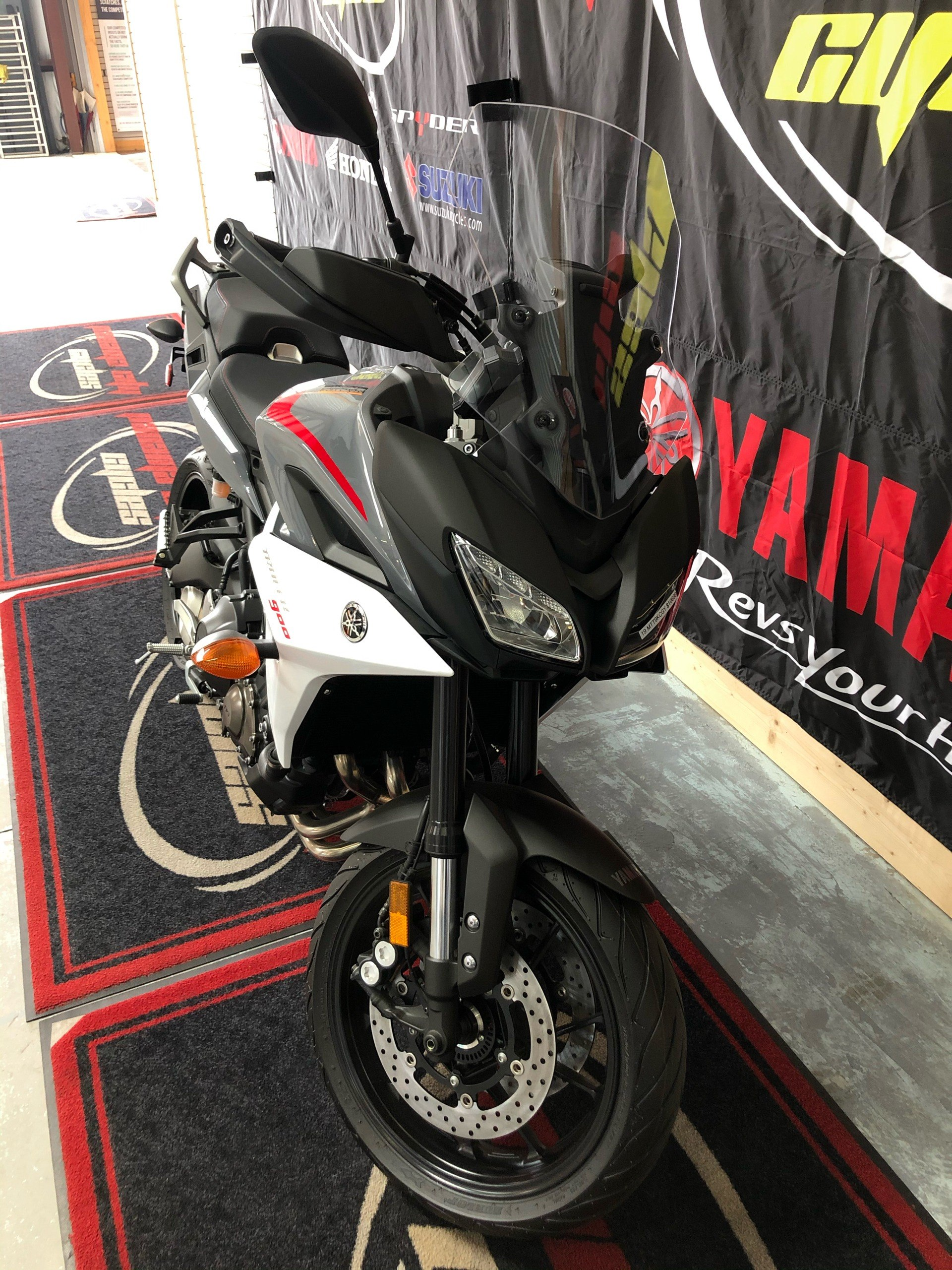 2019 Yamaha Tracer 900 in Panama City, Florida - Photo 4