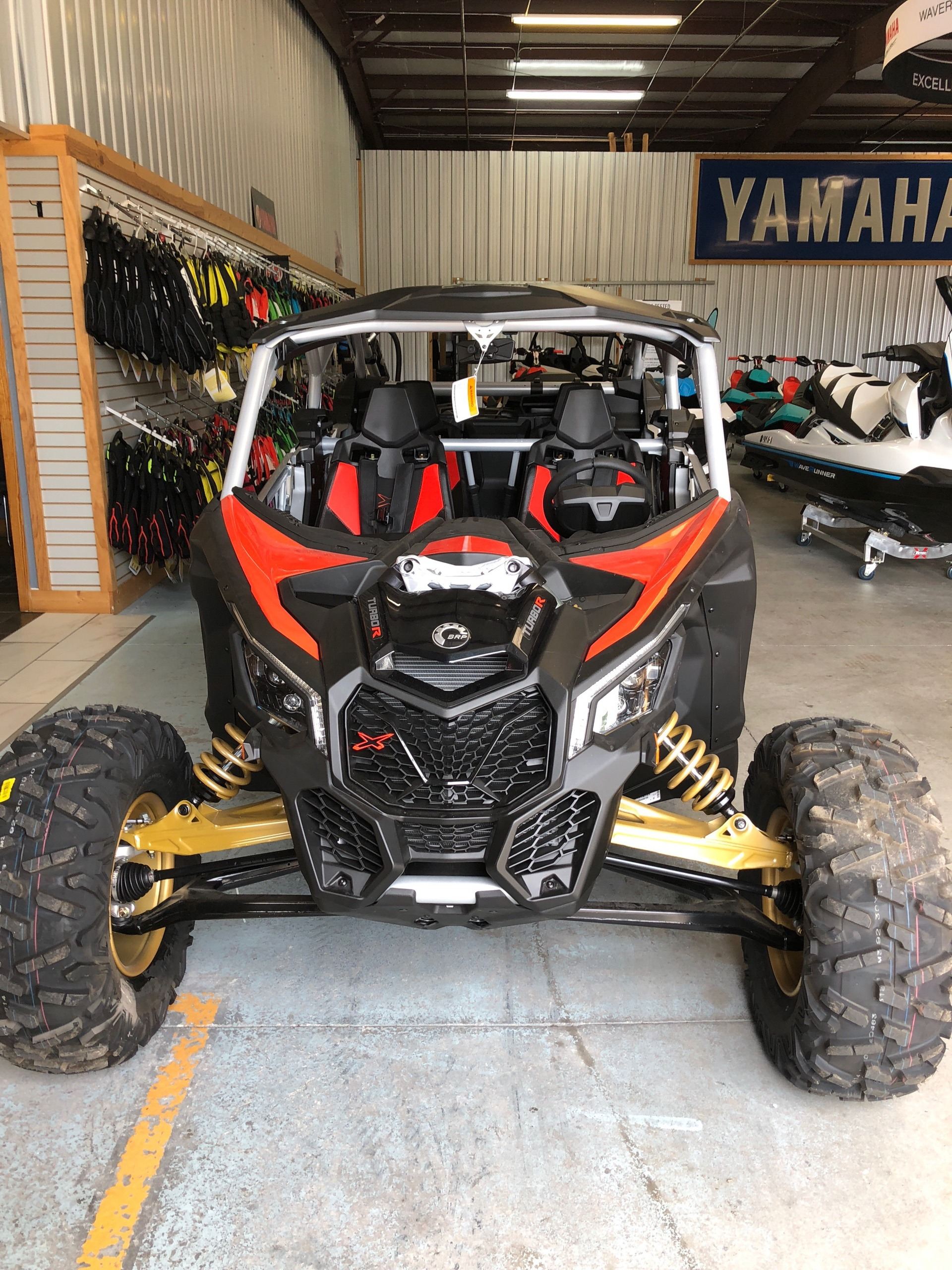 2019 Can-Am Maverick X3 Max X rs Turbo R for sale 750