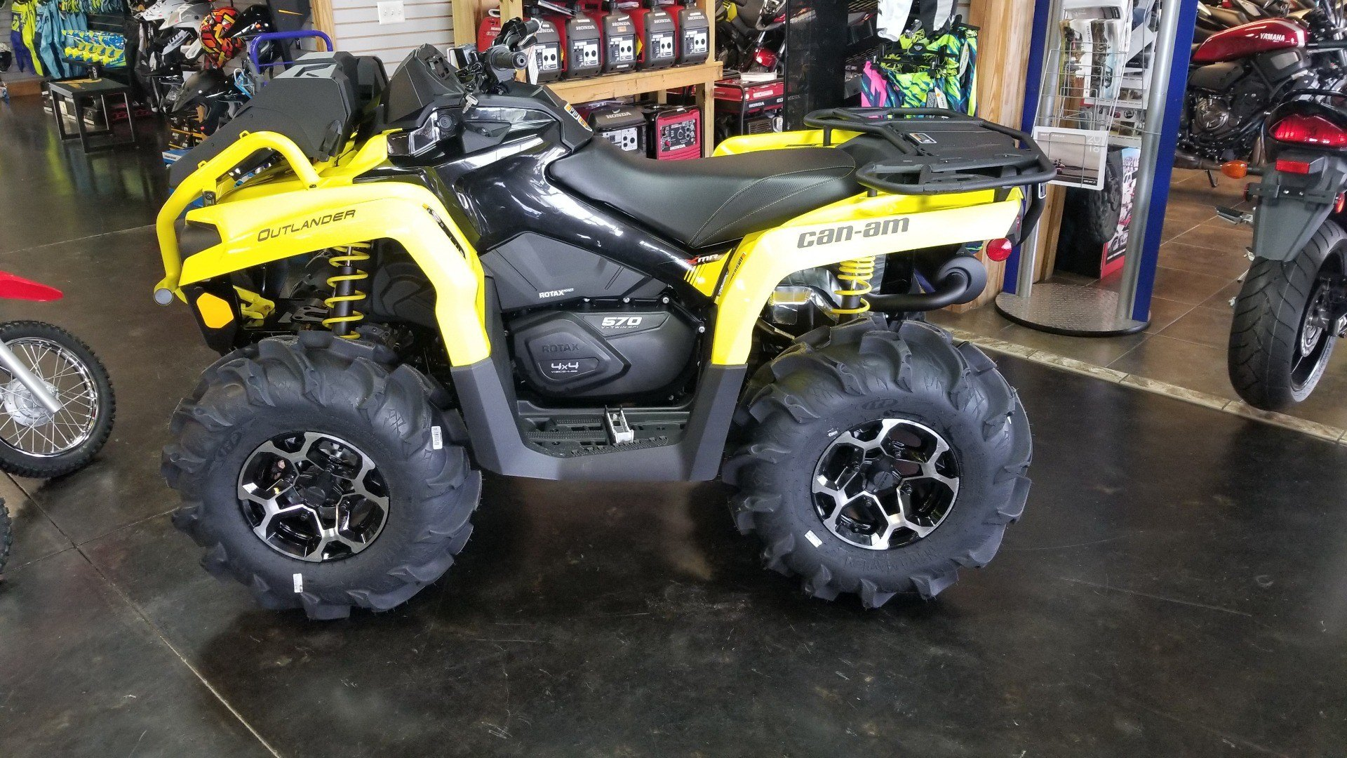 2019 Can-Am Outlander X mr 570 in Panama City, Florida - Photo 1