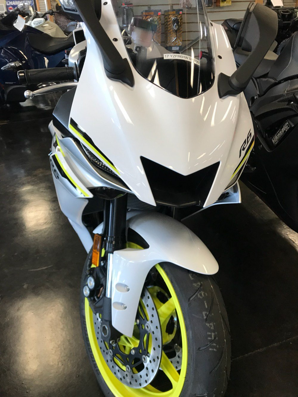 2017 Yamaha YZF-R6 in Panama City, Florida