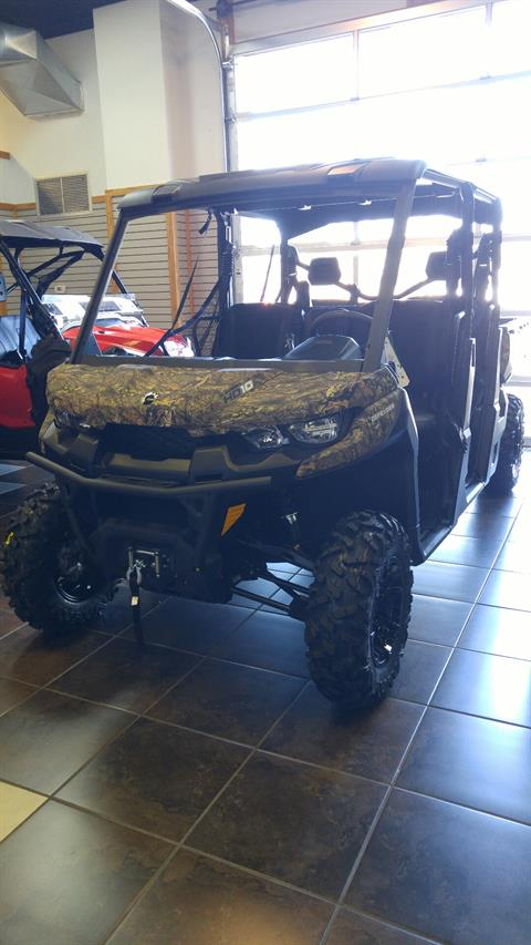 2018 Can-Am Defender MAX XT HD10 in Panama City, Florida