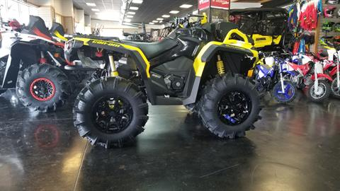 2019 Can-Am Outlander X mr 850 in Panama City, Florida