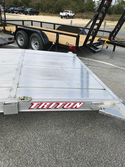 2017 Triton Trailers CH22 in Panama City, Florida