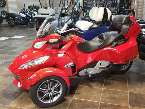 2012 Can-Am Spyder® RT-S SE5 in Panama City, Florida