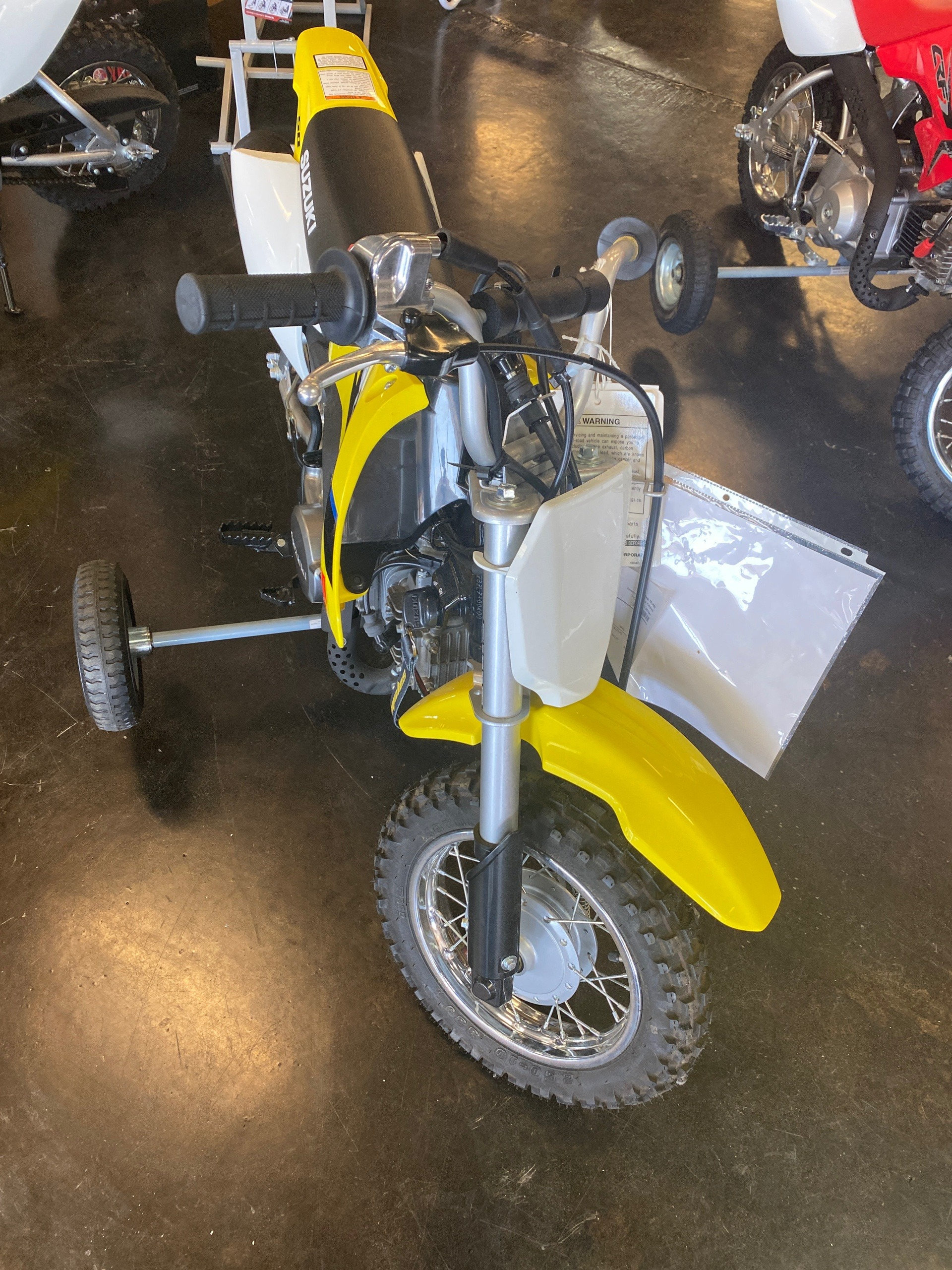 2019 Suzuki DR-Z50 in Panama City, Florida - Photo 1