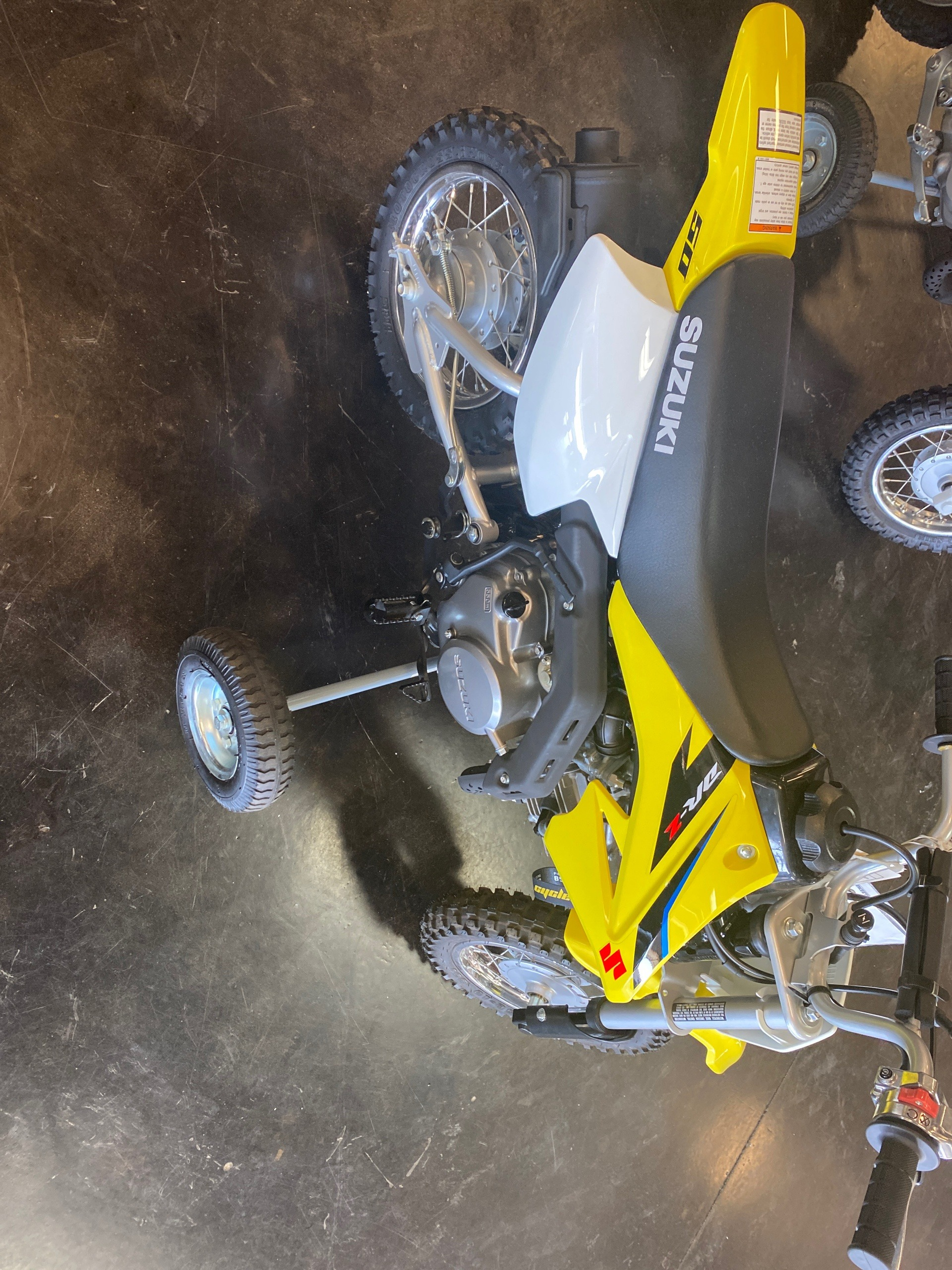 2019 Suzuki DR-Z50 in Panama City, Florida - Photo 2