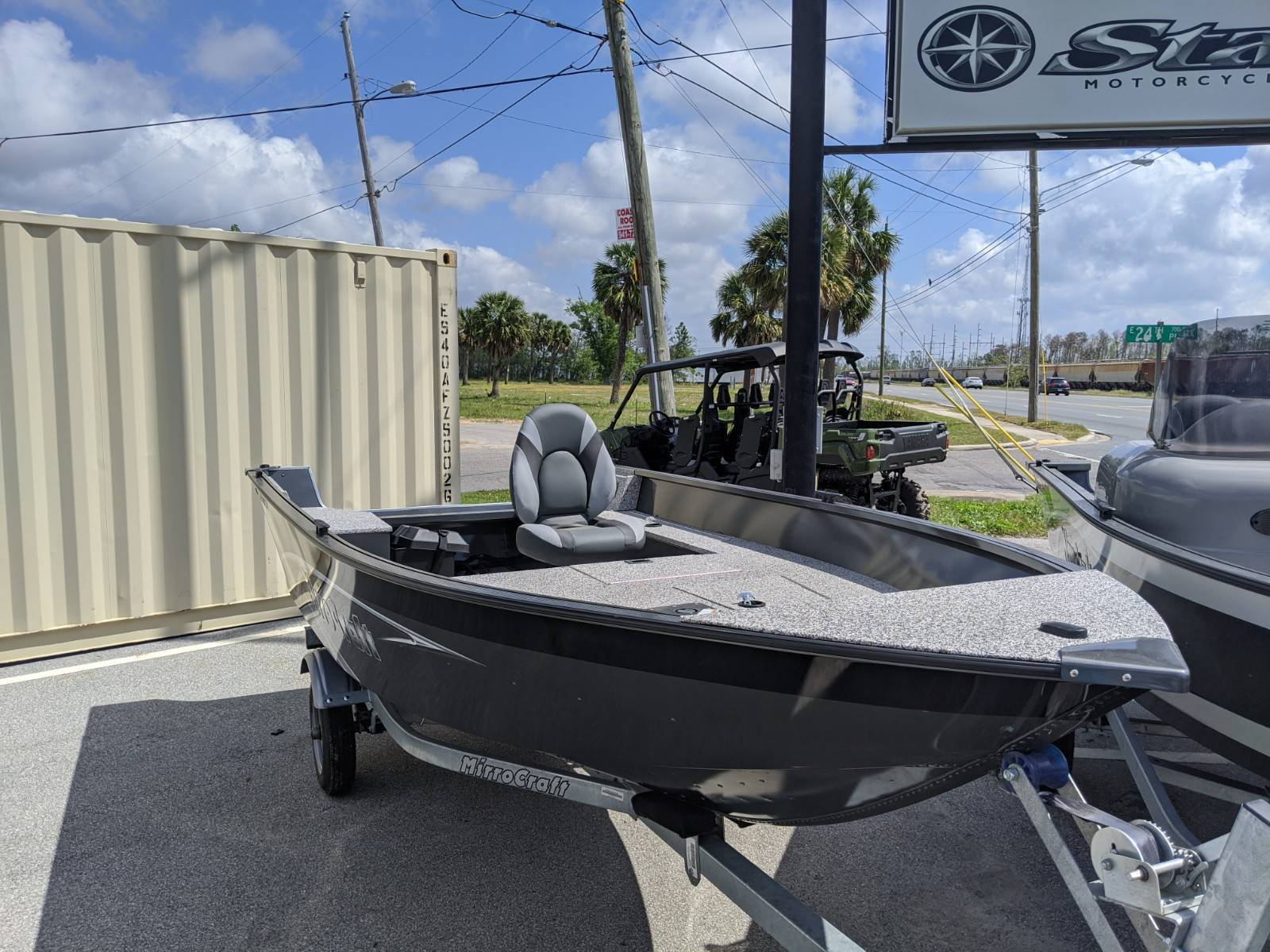 2020 MirroCraft OUTFITTER TILLER 14' in Panama City, Florida - Photo 2