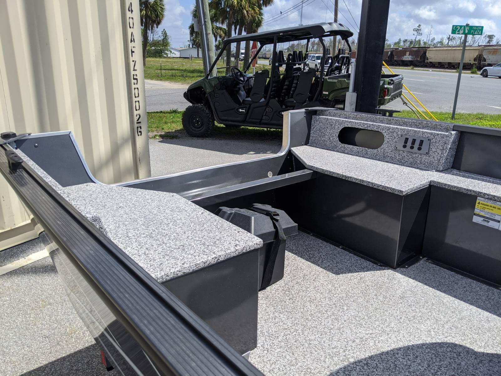 2020 MirroCraft OUTFITTER TILLER 14' in Panama City, Florida - Photo 6
