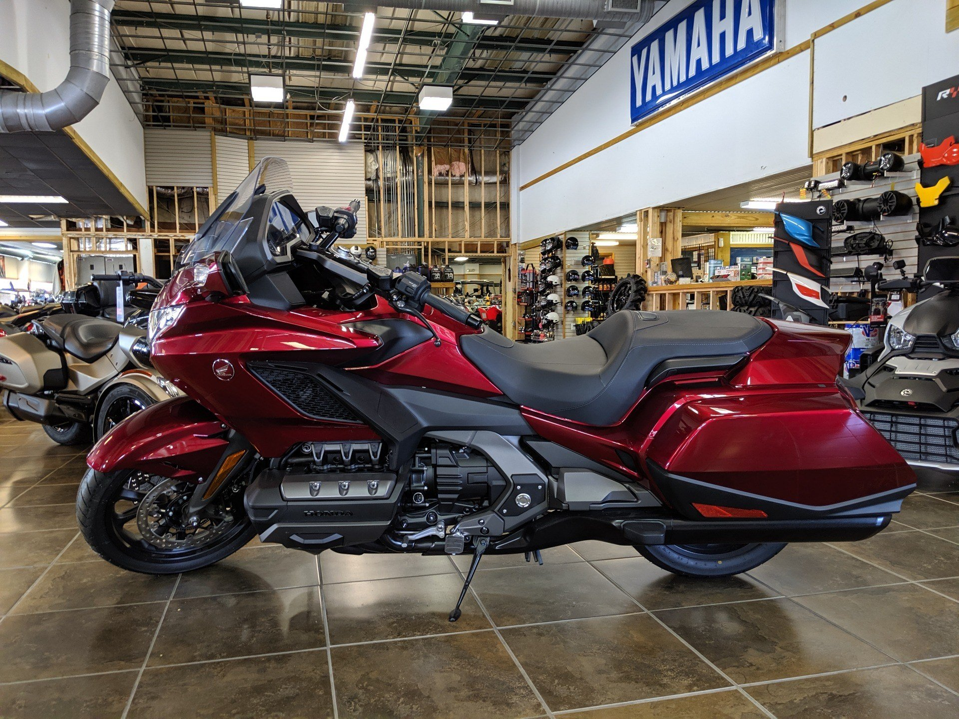 2018 Honda Gold Wing in Panama City, Florida - Photo 3